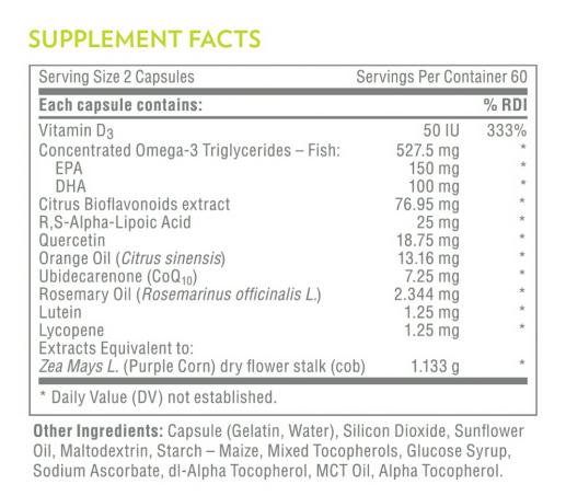 Y span ingredients