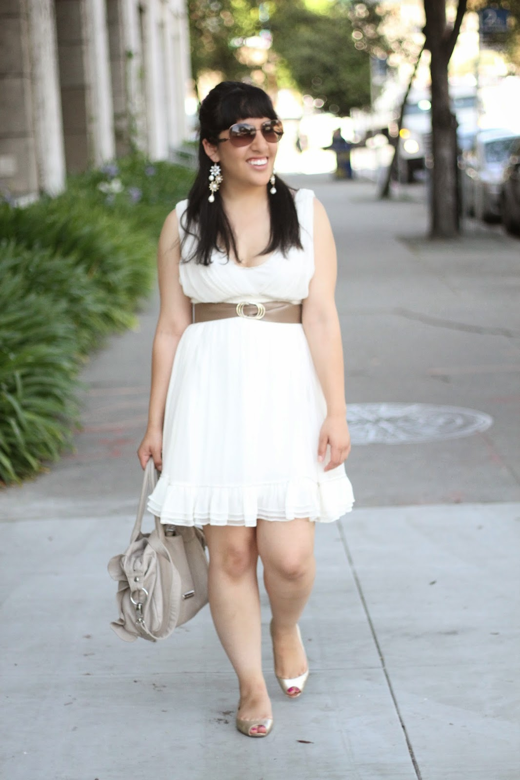 Alice + Olivia Summer Dress