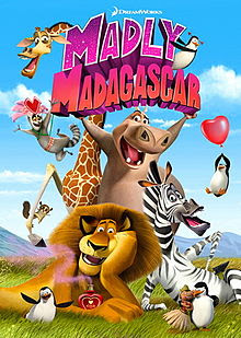 Madly Madagascar 2013 Full Movie HD Direct Download Free Cartoon