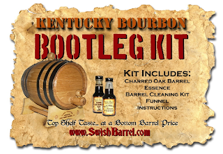 alcohol bootleg kits
