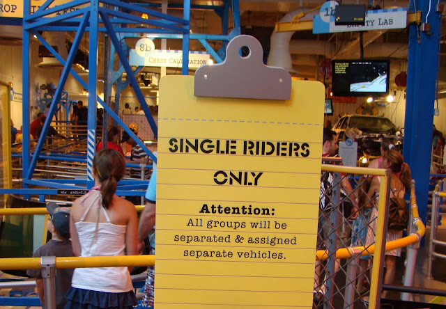 single rider fila parques orlando