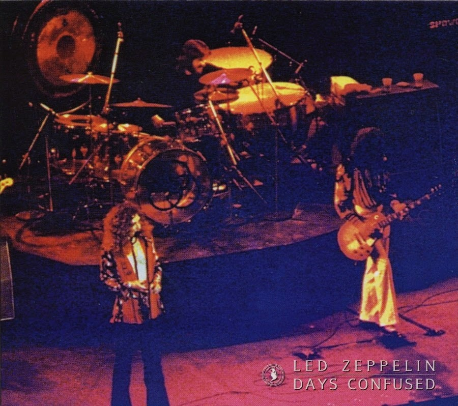 1975 - Led Zeppelin - Days Confused - Dallas