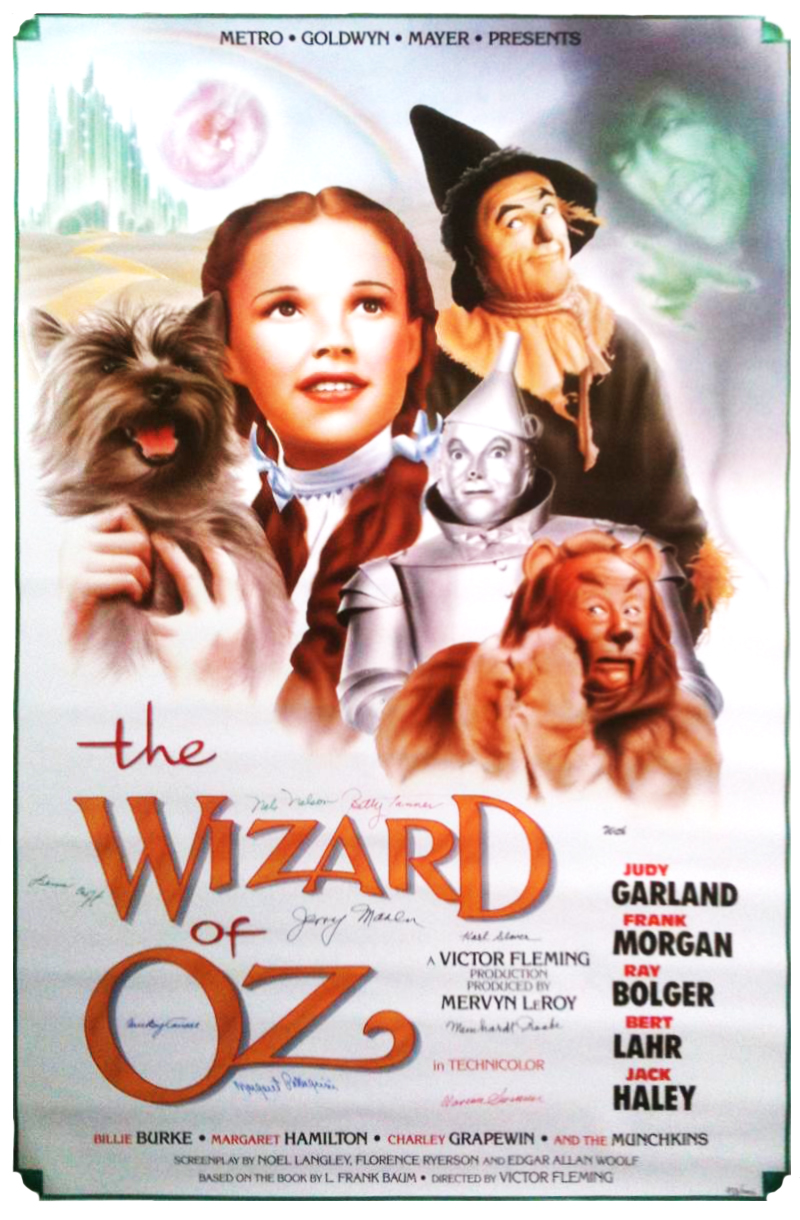 movies the wizard of oz and Certified fresh movies and tv shows are certified fresh with a steady tomatometer of 75% or higher after a set amount of reviews (80 for.