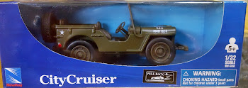 New Ray Jeep Willys (1:32)