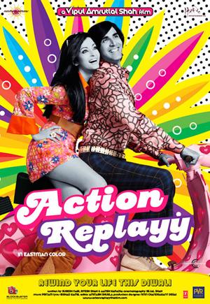 Trở Về Quá Khứ - Action Replayy