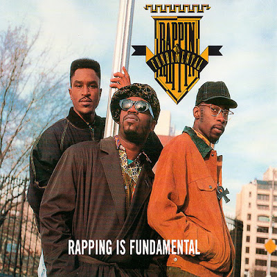 Rappin' Is Fundamental – Rapping Is Fundamental (CDS) (1991) (320 kbps)