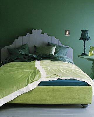 DORMITORIOS MONOCROMATICOS by dormitorios.blogspot.com