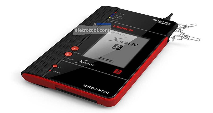 Oferta especial | Launch X431 IV | EletroTool.Com