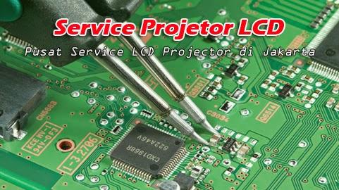 service projector infocus