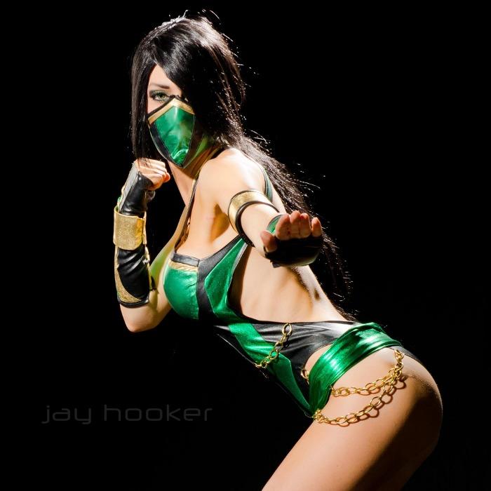 17 Mortal Kombat Jade Cosplay Costume Designs Creative Cosplay