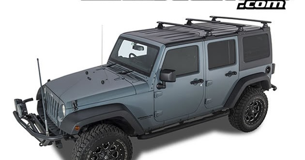 Jeep Roof Rack System
