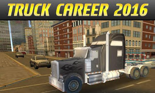 Screenshots of the Truck Career 2016 for Android tablet, phone.
