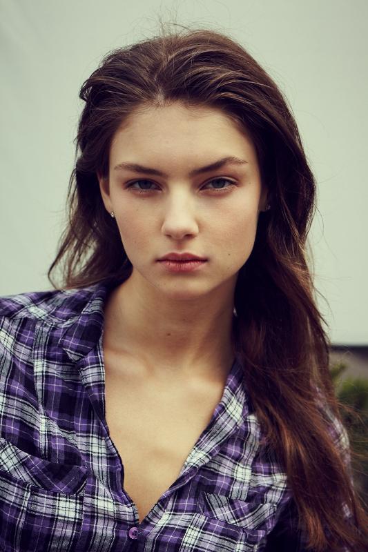 Chérie Model Management: Meet our new face Vika! Wallpapers Vika Levina