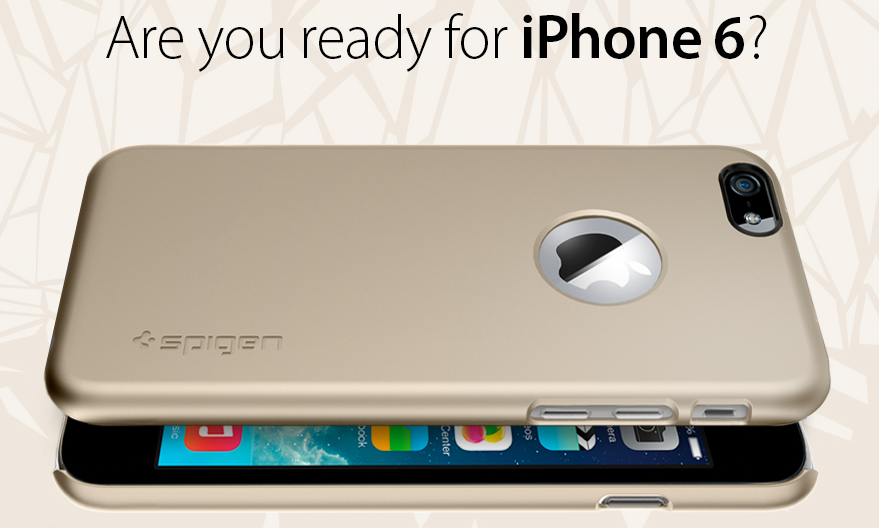 spigen iphone 6 cases