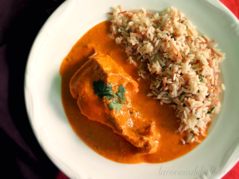 Chicken Pipian Rojo - lacocinadeleslie.com