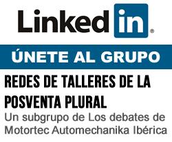 GRUPO REDES DE TALLERES EN LINKEDIN