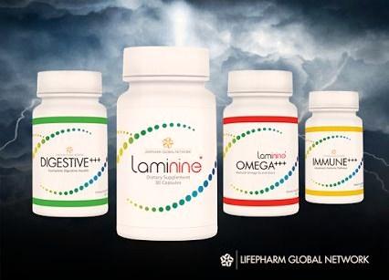 Laminine Lifepharm Global Network