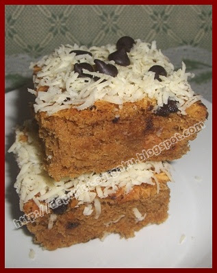 Olahan Wortel, Olahan Ampas Jus Wortel, Resep Cake Wortel, Cake Tanpa Pengembang Tambahan, Cake Tanpa Margarin Dan Mentega, Cake Wortel Bumbu Spekuk