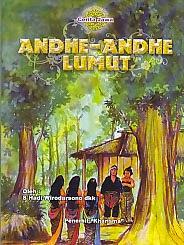 toko buku rahma: buku ANDHE-ANDHE LUMUT, pengarang hadi wirodarsono, penerbit kharisma