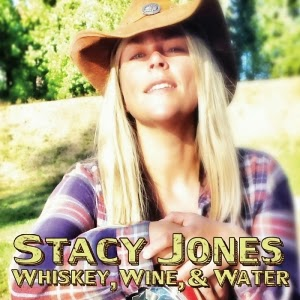Stacy Jones-Whiskey, Wine & Water 2015
