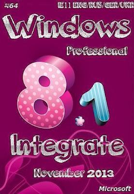 Windows 8.1 Professional IE11 Nov2013 Activated x64 64Bit Full Version Free Download With Keygen Crack Licensed File