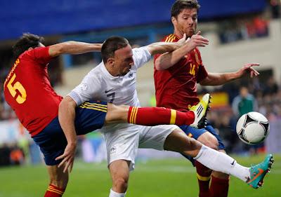 Spain - France 2012