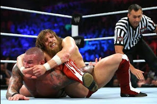 Daniel Bryan WWE Wrestlemania