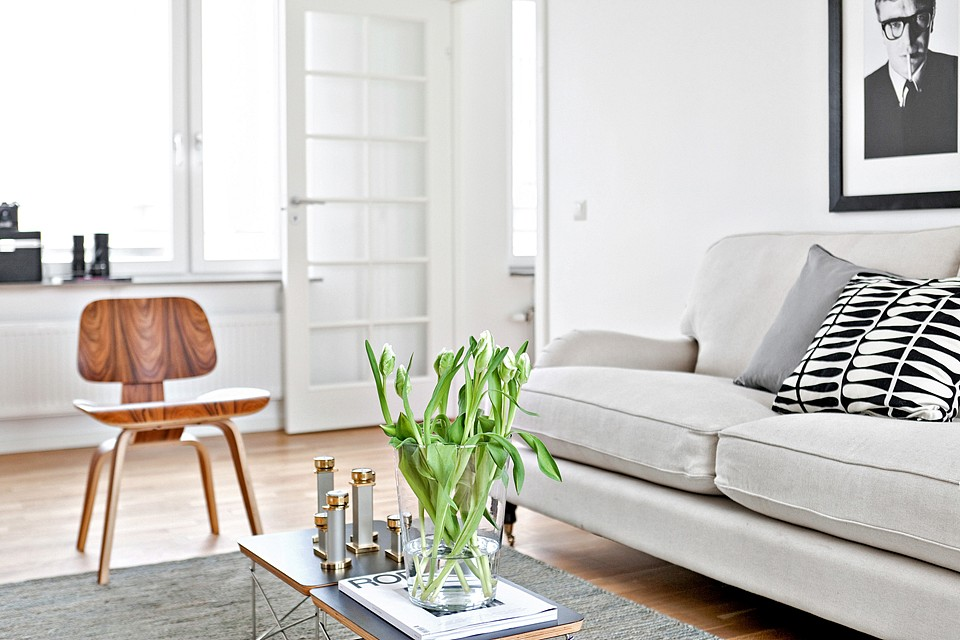 Inspiring Homes Malm Apartment By Bjurfors Nordic Days