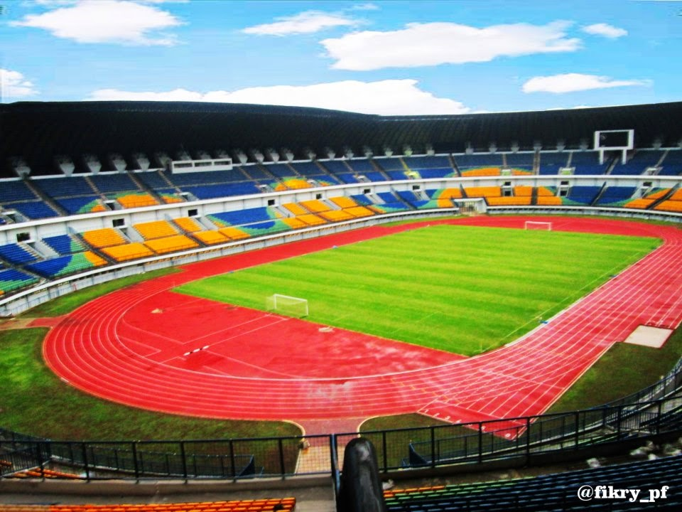 "Stadion GBLA Belum Jadi Kandang Persib"""