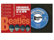 NEW BOOK: The Beatles, Portuguese Discography At 45 RPM, by Abel Soares Rosa
