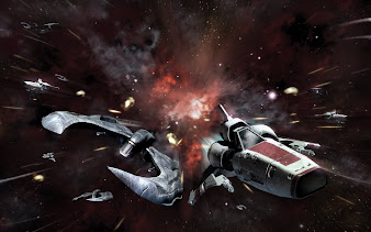 #7 Battlestar Galactica Wallpaper