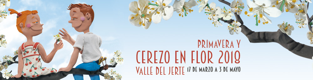 Cerezo en Flor Valle del Jerte. PROGRAMA OFICIAL
