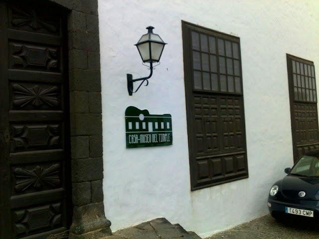 casa museo del timple