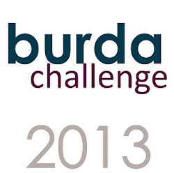 BURDA CHALLENGE 2013