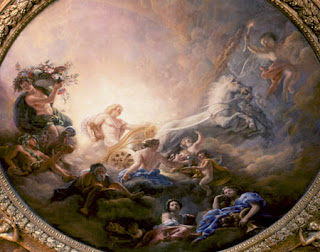 apollo ceiling at versailles