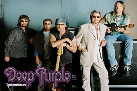 musica metal Deep Purple