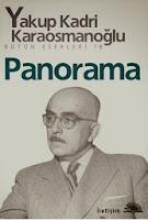 PANORAMA, Yakup Kadri Karaosmanoğlu