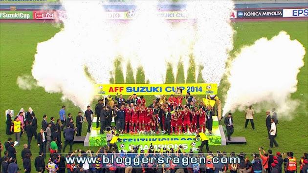 pemenang aff suzuki cup terbaru