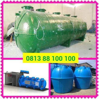 instalasi pengolahan air limbah rumah, apartemen, hotel, rumah sakit, ipal biotek, stp biotek, cara pasang, produk septic tank biotech