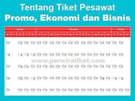 Tiket Pesawat Promo, Ekonomi atau Bisnis ?