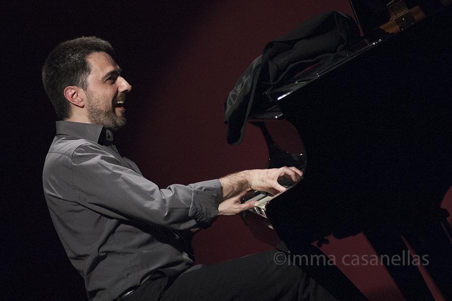 Joan Monné, Auditori de Vinseum, Vilafranca del Penedès, 16-5-2015