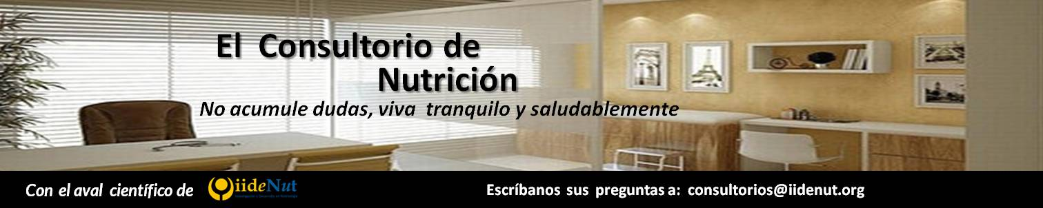 El Consultorio de Nutrición