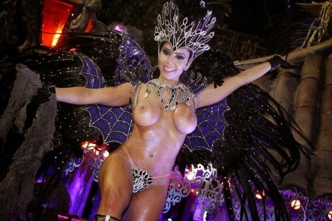 Mulheres Nua Carnaval