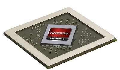 new AMD Radeon HD 6990M Single Mobile GPU