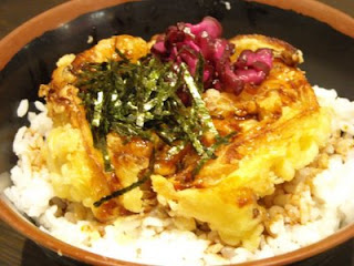 Kakiage Don - Complete Japanese Rice
