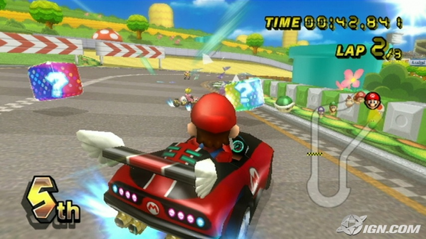 super mario kart for pc