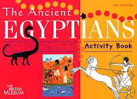 ancient egyptian activities for children