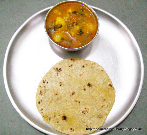 Gujarati puran poli recipe indian recipes library gujarati puran poli recipe forumfinder Images