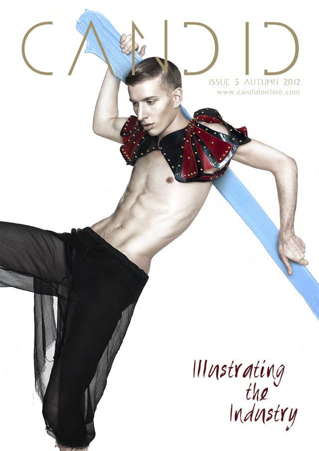 candid magazine issue 5 cover