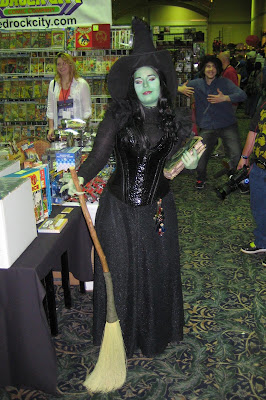 Space City Con 2013 - Wicked Witch of the West Cosplay